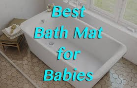 11 best bath mat for baby and toddlers making the bathroom safe for children babydotdot