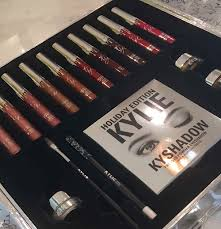 stop everything kylie cosmetics holiday collection includes their first ever makeup vault
