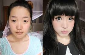 unbelievable korean face surgery makeup transformation must see to bel