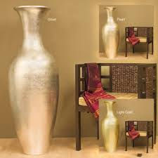 ... Gold Silver Ceramic Ellegant Royal Style High Quality Premium Material Cheap  Floor Vase Awesome Fabulous Home ...