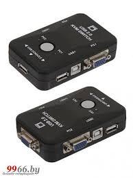 <b>Переключатель KVM Palmexx</b> VGA+USB PX/KVM-VGA, цена 52 ...