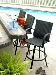 extraordinary swivel outdoor bar stool amazing best chairs images on throughout counter height patio stools o7