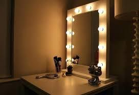marquee mirror renew vanity mirror with lights around it in lighting bedroom marquee mirror light