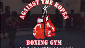 inside against the ropes boxing gym