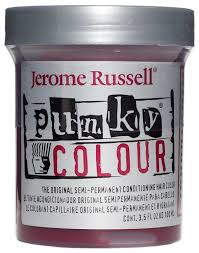 Punky Color Dye Poppy Red This