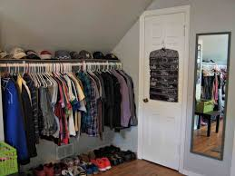 Organize Closet Scarves Ideas