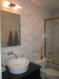 Lakeview Condo Eve Fineman Design LLC Condo Bathroom Remodel TSC - Condo bathroom remodel