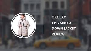 Orolay Women S Thickened Down Jacket Size Chart Orolay Womens Thickened Down Jacket Review Norway
