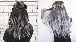 What Is An Ombre Hairstyle the gray hair trend 32 instagramworthy gray ombr hairstyles 3050 by stevesalt.us