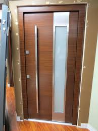 How To how to refinish front door images : 93+ Dark Walnut Stain Front Door - Modern Walnut Solid Wood Front ...