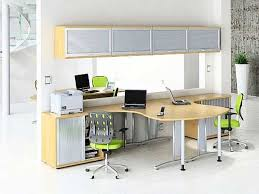 subway home office.  office long computer desk for office modern desks and subway room decoration  reception t d contemporary home design small in a