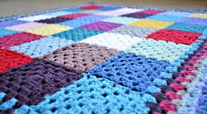 Granny Square Blanket Pattern Stunning Free Granny Square Baby Blanket Patterns Craftsy