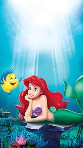 Little Mermaid Iphone Wallpaper ...