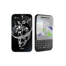 BlackBerry Q5 ,Musical Notes, Black ...