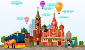 """Билеты на экскурсию """"Обзорная <b>автобусная экскурсия по Москве</b> ..."""