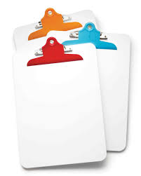 clipboard office paper holder clip. ColorCoded Clipboards Clipboard Office Paper Holder Clip