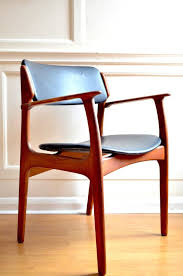 vine danish erik buch model 49 rosewood chair by modernico