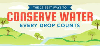Water Conservation The Best Ways To Save Water