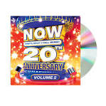 Now 20th Anniversary, Vol. 2