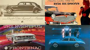 Old Brochures Lose Yourself In Thousands And Thousands Of Old Car Brochures Autoweek