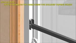 sliding door security bar. Sliding Patio Door Security Bar Catch Lock For I