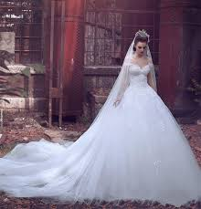 off the shoulder princess wedding dress ball gown lace bride