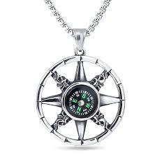 personalized coordinates p necklace longitude laude p necklace men s snless steel jewelry