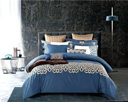 queen size bedding embroidery queen size bedding sets cotton king size duvet cover set pillowcases bed cover bed linen white comforter set queen cotton star