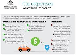 what are tax deductible car expenses