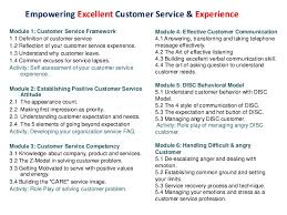 Customer Service Experience Definition Corporate Training Sales Customer Relation Mastery Series