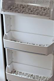 33 Surprising Idea Refrigerator Door Shelves Summit The Shelf ...