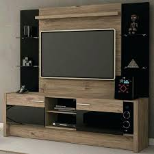 wall tv stand with shelves ideas classy to modern living room unit