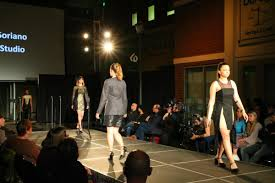 College Of Dupage Fashion Design Code Student Fashion Show Dazzles The Hsc Street Scene The