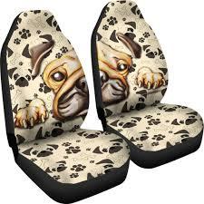 Seat Cover Pattern Custom Design
