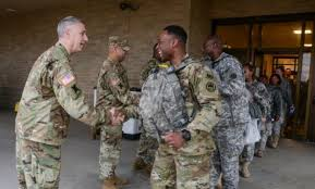 Military Police National Guard La National Guard To Support 58th Presidential Inauguration
