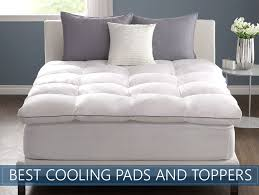 Small Picture Top 7 Picks Best Cooling Mattress Toppers Pad Reviews 2017
