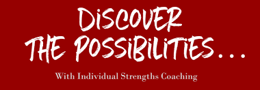 Individual Strengths Strengths Coaching Strengthsfinder Osle Uncw