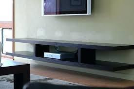 tv shelf ideas under shelf ideas architecture exclusive design floating shelf under wall mounted shelves made
