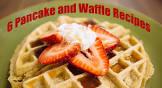 blender pancakes waffles
