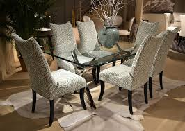 animal print dining chair houzz with regard to animal print dining chairs prepare