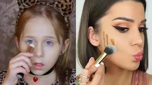 the top viral makeup videos on insram best makeup tutorials part 13 beauty teacher