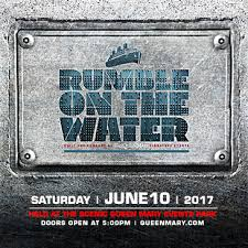 Queen Mary Park Seating Chart Rumble On The Water Tickets 05 06 17