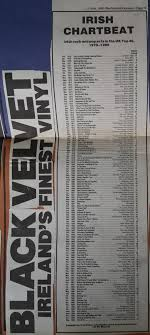 2 June 1990 Nme A List Of Irish Rock Pop Acts In The Uk