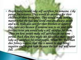 last leaf o henry the docter 10
