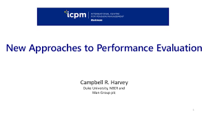 Performance Evaluation Interesting New Approaches To Performance Evaluation