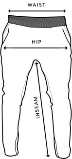 Size Chart Maverick By Logan Paul