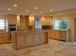 kitchen design ideas light maple cabinets photo 1