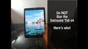 Do Not Buy The Samsung Tab S4 Samsung Tab S3 And S2 Long Term Review