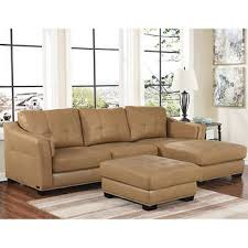 beige leather sofa. Chelsie Top Grain Leather Chaise Sectional And Ottoman Living Room Set Beige Sofa