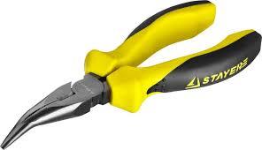 Шарнирно-<b>губцевый инструмент</b> в фирменном магазине <b>STAYER</b>